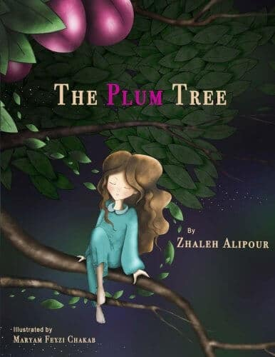 the plum tree book by zhaleh alipour